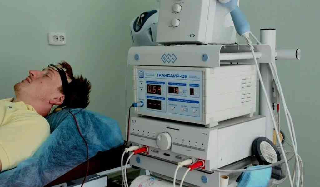 ТЭС-терапия в Ульянино